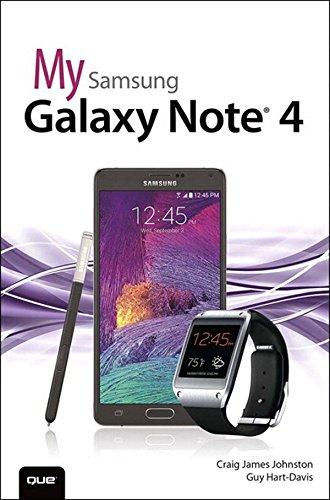 My Samsung Galaxy Note 4 (My...) (English Edition) eBook: Craig ...