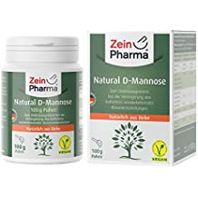Zein Pharma Natural D-Mannose Pulver, 100 g, 1er Pack (1 x 100 g)