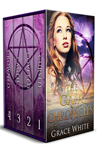The Gaia Chronicles: A Reverse Harem Paranormal Romance (English Edition)