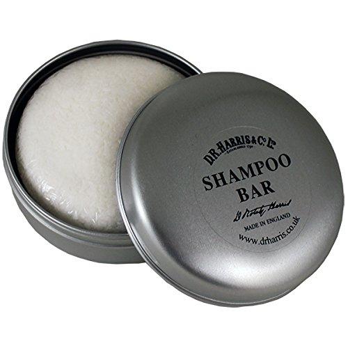 D.R.Harris & Co Coconut Shampoo Bar For Sensitive Skin Or Dry Hair 50g by...