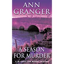 A Season for Murder (Mitchell & Markby 2): A witty English village whodunit of mystery and intrigue (A Mitchell & Markby Village Whodunnit)