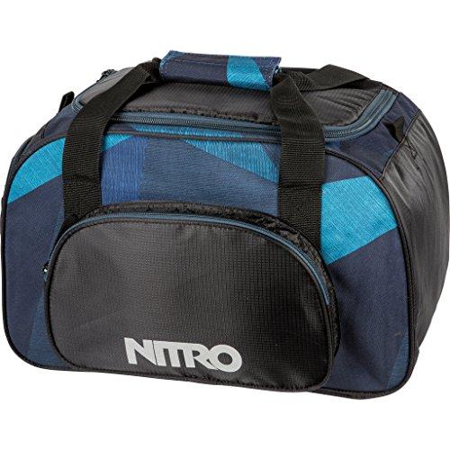 Nitro snowboards 2018 borsone, 40 cm, 35 liters, blu (fragments azul)