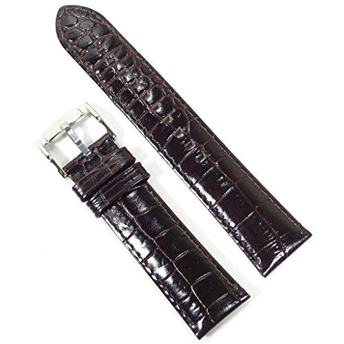 emporio armani ar Emporio Armani Uhrband LB-AR2413 Lederband AR 2413