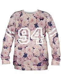 Patterned Fashion Sweatshirts