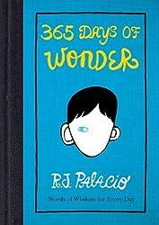 365 Days of Wonder by R J Palacio (2014-08-26)