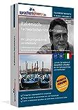 Italienisch-Fachwortschatz-Vokabeltrainer mit Langzeitgedächtnis-Lernmethode von Sprachenlernen24: 2100 Vokabeln und Redewendungen. PC CD-ROM + MP3-Audio-CD. Für Windows 10,8,7,Vista,XP/Linux/Mac OS X