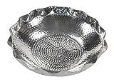 Aluminium Deko-Schale XL