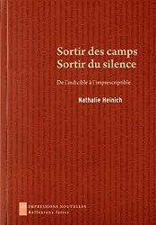 Sortir des camps, Sortir du silence : De l'indicible à l'imprescriptible
