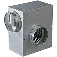 Extractor de aire insonorizado con caja Vents 730 m³/h - 150mm (KSA 150-2Е)