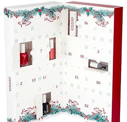 Nagellack-Adventskalender von Essie, 24Tage, Weihnachten, Halloween, als Geschenk für - Dj Halloween Set