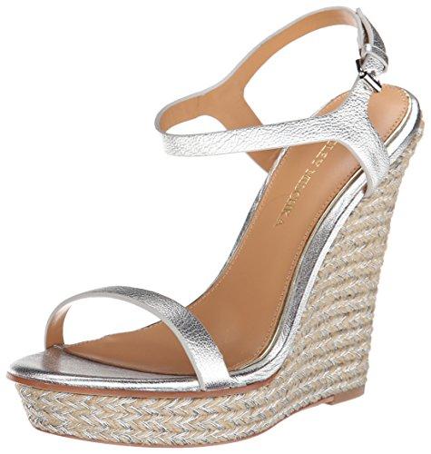 badgley-mischka-glenna-femmes-us-10-argente-sandales-compenses