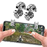 ZORBES PUBG Mobile Game Controller (Model 2, Metal)