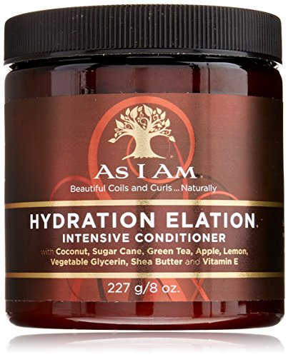 As I Am HYDRATION ELATION 8oz -