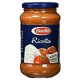 Barilla Pastasauce Ricotta – Ricotta-Sauce 1 Glas (1x400g)
