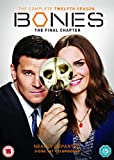 Bones Season 12 (2 Dvd) [Edition: Grande Bretagne] [English] [Import italien]