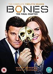 Bones Season 12 [DVD] [2017]