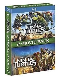 Tartarughe Ninja Collection - 2 Film (2 Blu-Ray)