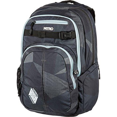 Nitro Snowboards Unisex Chase Pack Rucksack Bunt