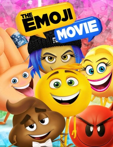 Download[PDF] The Emoji Movie Coloring Book: 30 Illustrations for ...