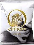 einhorn Kondome - 7 Stück - Wochenration - Design Edition: MAKE SOME LOVE - Vegan, Hormonfrei, Feucht, Geprüft