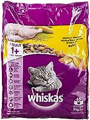 Whiskas Chicken, Dry Food Adult