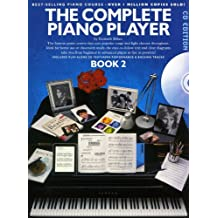 Complete Piano Player Book 2 Book And Cd (Book & CD)