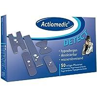 Actiomedic DETECT Pflasterset, wasserabweisend, Pack à 50 Stück preisvergleich bei billige-tabletten.eu