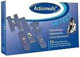Actiomedic DETECT Pflasterset, wasserabweisend, Pack à 50 Stück