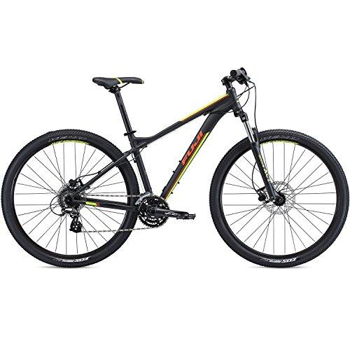 29 Zoll MTB Fuji Nevada 29 3.0 LTD Sport Trail Mountainbike Fahrrad, Rahmengrösse:43 cm, Farbe:Satin - Kassette 8speed