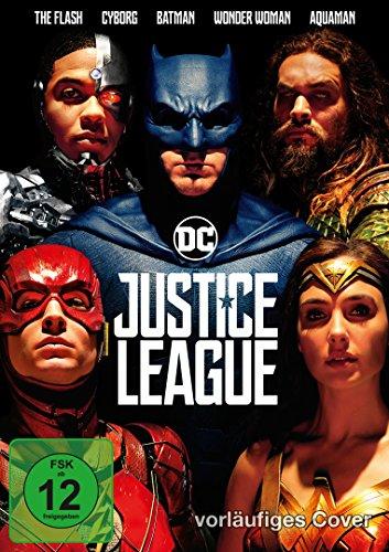 Justice League 3D Steelbook (exklusiv bei Amazon.de) [3D Blu-ray] [Limited Edition]