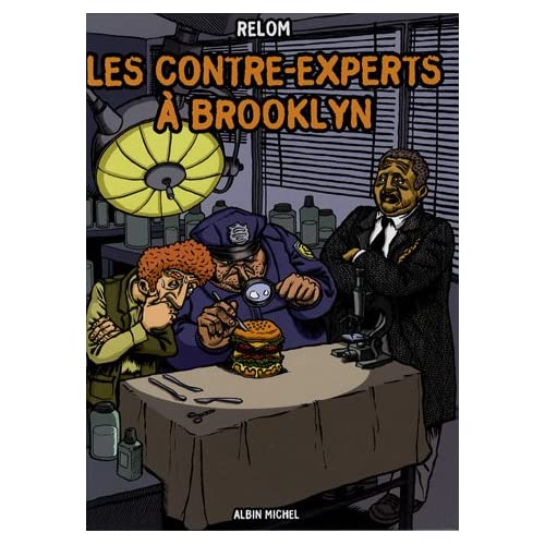 Les contre-experts à Brooklyn