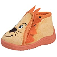 Lora Dora Toddlers Lion Slippers