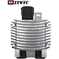 HZTWFC ECU del relé del módulo de control del ventilador de refrigeración del radiador ...