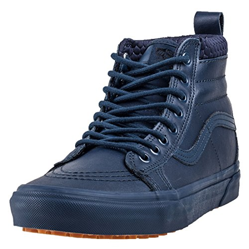 Vans U Sk8-Hi, Sneakers Unisex Adulto Dress Blue
