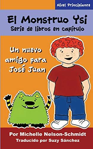 El Monstruo Ysi Serie de libros en capítulo: Un nuevo amigo para ...