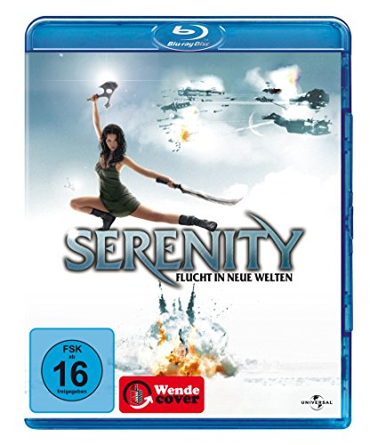 Bild von Serenity [Blu-ray]