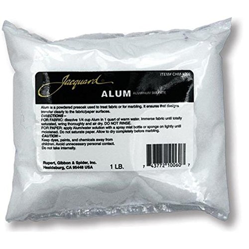 Jacquard Products Sulfate d'aluminium 0,5 kg