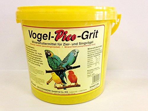 Klaus Pico Vogelgrit 5kg -