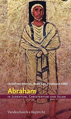 Abraham in Judentum, Christentum und Islam: Judentum, Christentum und Islam, Hierarchie Lfd. Nr. 001: BD 1