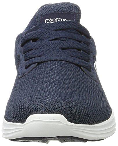 Kappa Paras, Sneakers Basses Mixte Adulte Bleu (6710 Navy/white)