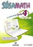 Sésamath cycle 4 - Nouveau programme 2016