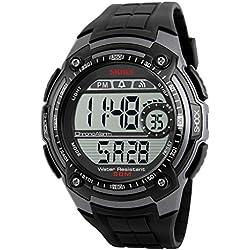 OUMOSI Swimming Waterproof Smart Electronic with Calendar Digital Watches