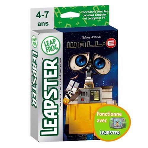 LeapFrog Leapster–Juego: Wall-E (Disney/Pixar)