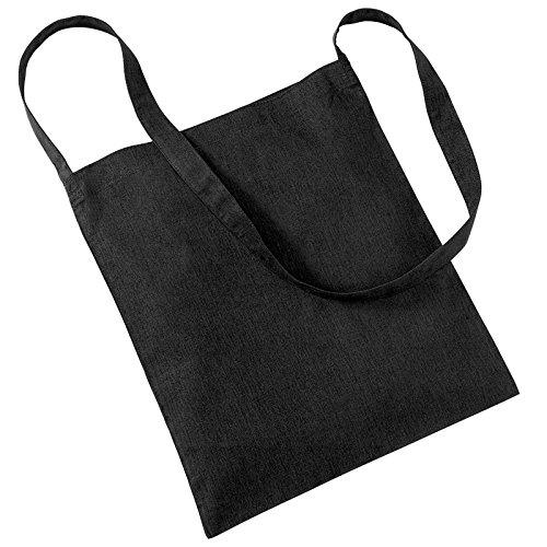 Westford Mill , Damen Tote-Tasche Schwarz Schwarz One Size