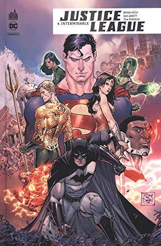 Justice League Rebirth, Tome 4 : Interminable par Collectif