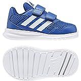 adidas Unisex Baby Altarun Cloudfoam Hausschuhe, Blau (Azul/Ftwbla/Reauni 000), 21 EU