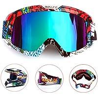 Volleyball RADBRILLE -Triathlon RAVS SPORTBRILLE Extrem Ski Sonnenbrille Super Flash Verspiegelt
