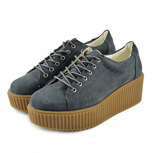 Kick FootwearFlatform - Truffle Collection donna Grey - Dino