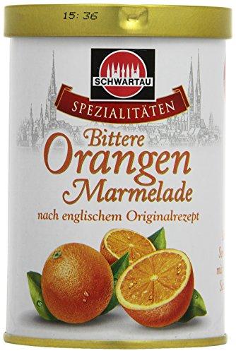 Schwartau Spezialitäten Bittere Orangen-Marmelade, nach englischem Originalrezept, 350 g Dose