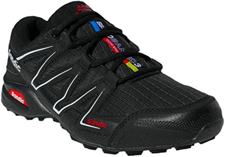 GIBRA® Sportschuhe sehr leicht und bequem schwarz Gr. 36-41